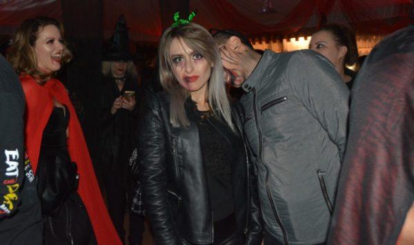 Bran Castle Halloween party
