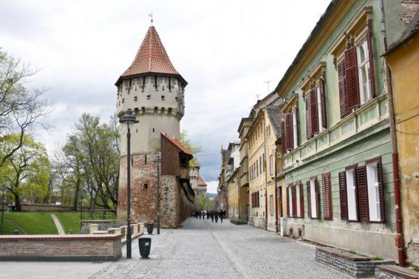 SIbiu-Romania Tours from Budapest