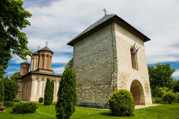 Snagov Monastery-escorted tours to Romania