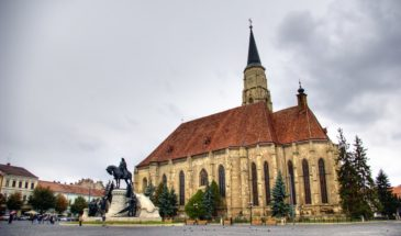 Cluj Napoca seen in Dracula tours and Best of Romania tours