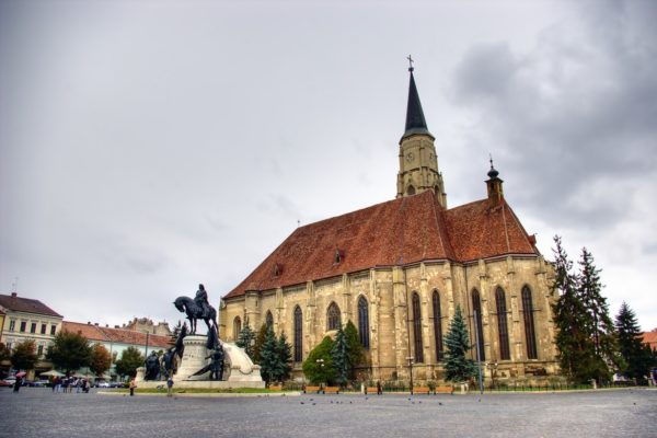 Cluj Napoca seen in Dracula tours and Best of Romania tours-Romania Vampire tour-transylvania short breaks