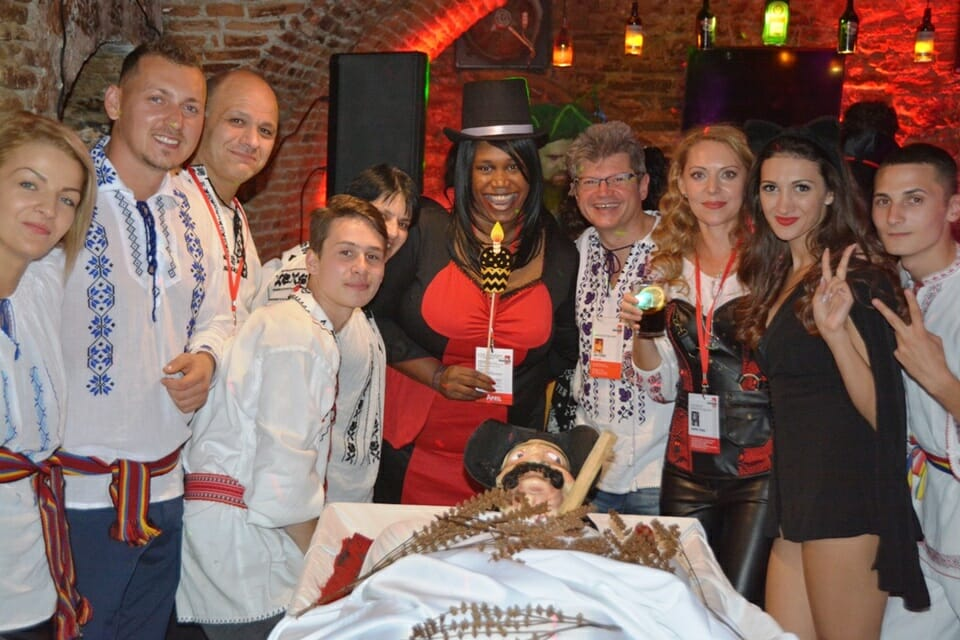 Halloween in Transylvania-tours-to-transylvania-party-sighisoara