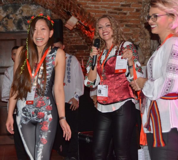 Sighisoara Halloween party-the best in Romania
