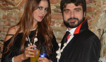 Halloween party tour in Transylvania