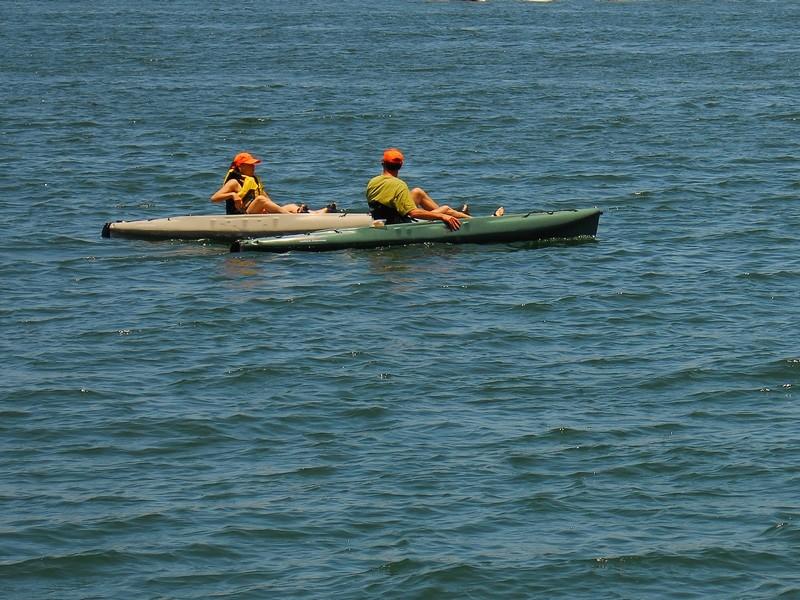Initiation in Kayaking