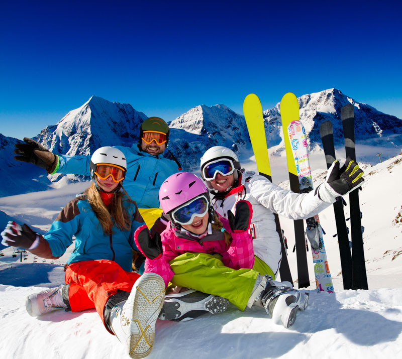 Transylvania skiing - Romania ski holidays for families-the best ski courses in Europe
