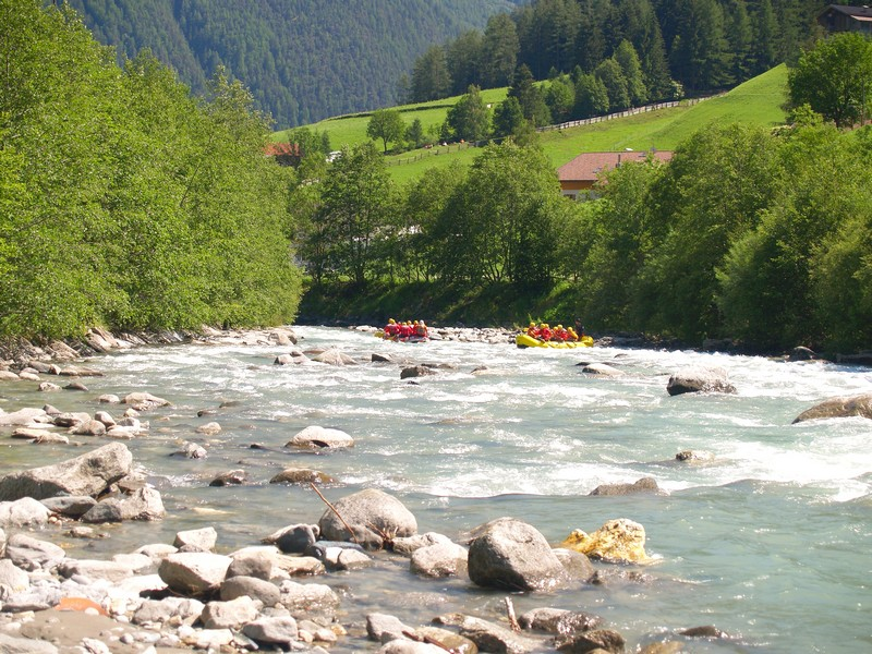 whitewater rafting in oradea