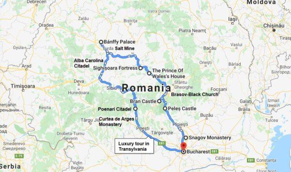 luxury-tour-in-transylvania-map